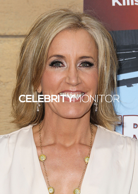 HOLLYWOOD, LOS ANGELES, CA, USA - MAY 22: Felicity Huffman at the Los Angeles Premiere Of 'Trust Me' held at the Egyptian Theatre on May 22, 2014 in Hollywood, Los Angeles, California, United States. (Photo by Xavier Collin/Celebrity Monitor)