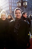 Rene Simard attend the funeral of Rene Angelil, , Friday Jan. 22, 2016 at Notre-Dame Basilica in Montreal, Canada.<br /> <br /> <br /> <br /> <br /> <br /> <br /> <br /> <br /> <br /> <br /> <br /> <br /> <br /> .