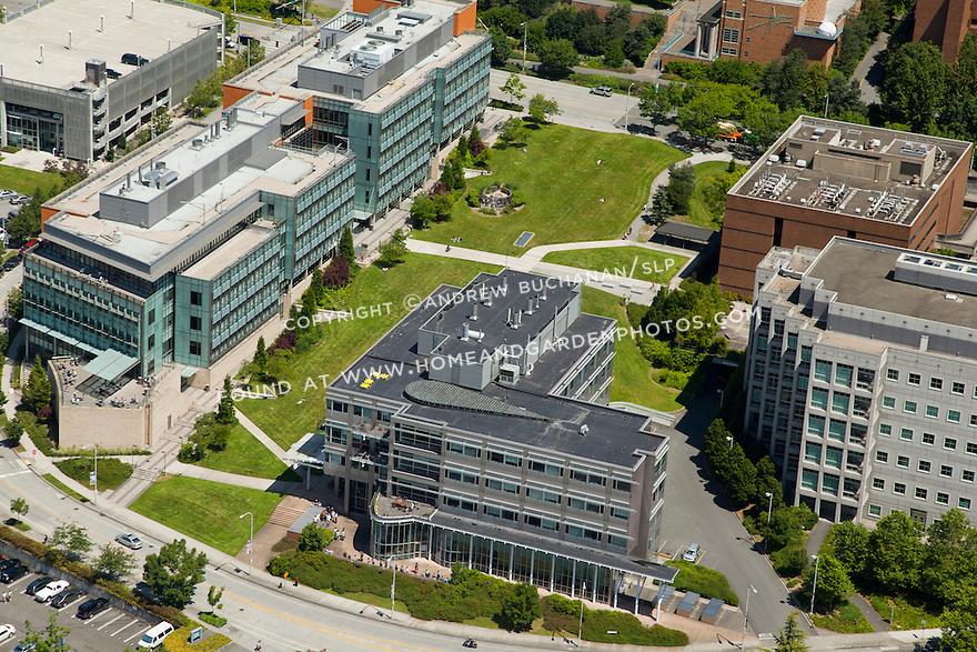 Bio-Genome Quad at University of Washington, Seattle, WA