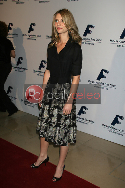 Claire Danes<br />at the Friends of the Los Angles Free Clinic Annual Dinner Gala. Beverly Hilton Hotel, Beverly Hills, CA. 11-20-06<br />Dave Edwards/DailyCeleb.com 818-249-4998