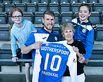 St Johnstone Players Sponsors Night…10.05.18<br />David Wotherspoon<br />Picture by Graeme Hart.<br />Copyright Perthshire Picture Agency<br />Tel: 01738 623350  Mobile: 07990 594431