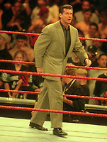 Vince McMahon 1994<br /> Photo By John Barrett/PHOTOlink