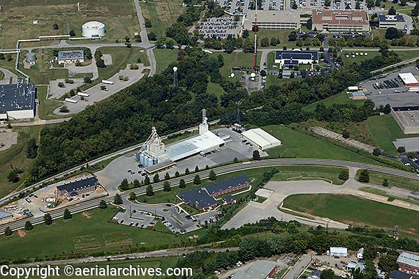 aerial photograph Lexington Kentucky
