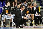F. Katsikaris. FC Barcelona Regal vs Uxue Bilbao Basket: 87-85