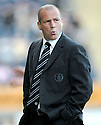 17/10/2009  Copyright  Pic : James Stewart.sct_jspa05_falkirk_v_st_mirren  . :: ST MIRREN MANAGER GUS MACPHERSON DURING THE GAME AGANST FALKIRK :: .James Stewart Photography 19 Carronlea Drive, Falkirk. FK2 8DN      Vat Reg No. 607 6932 25.Telephone      : +44 (0)1324 570291 .Mobile              : +44 (0)7721 416997.E-mail  :  jim@jspa.co.uk.If you require further information then contact Jim Stewart on any of the numbers above.........