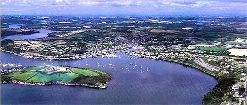 Kinsale Harbour - the seas off the south coast harbour have been identified for 'subsea energy storage offshore opportunities'