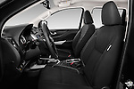 Front seat view of 2016 Nissan NP300 Tekna 4 Door Pickup Front Seat  car photos