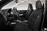 Front seat view of 2016 Nissan NP300 Tekna 4 Door Pickup Front Seat  car photos