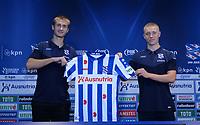 VOETBAL:HEERENVEEN 06-10-2020, Abe Lenstra Stadion, nieuwe spelers Benjamin Nygren en Rasmus Wendt, ©foto Martin de Jong