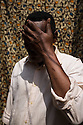 """Cameroon - Yaoundé - Richard Tchakunte, 50, covers his eyes as he recalls the words of his 18 years old son, Fabrice Gantat who left the family house in March 2015. Since then, Fabrice has never contacted his family. His father got the confirmation he left only by inquiring among his friends. """"They told me he called them when he left. He called them, but not me, his father"""" he adds, his heart full of bitterness."""