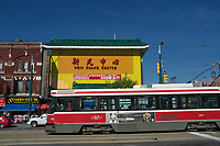 Toronto,  CANADA - File Photo - Downtown Toronto - Chinatown,<br /> <br /> Photo :  Agence Quebec Presse - Pierre Roussel
