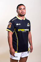 Vince Sakaria. Wellington Lions ITM Cup official marketing portraits at Maidstone Park, Wellington, New Zealand on Wednesday, 17 August 2016. Photo: Marco Keller / lintottphoto.co.nz