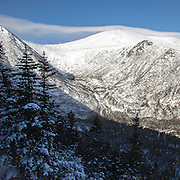 This is the image for February in the 2014 White Mountains New Hampshire calendar. Mount Washington - Tuckerman Ravine from Boott Spur Trail in the White Mountains, New Hampshire USA. Purchase the calendar here: http://bit.ly/1audUBp .