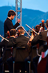 Sul Belvedere di Villa Rufolo, <br /> Orchestra del Teatro di San Carlo di Napoli<br /> Direttore Juraj Valčuha<br /> <br /> Musiche di Rota, Williams, Gershwin