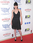 Pauley Perrette attends the Humane Society of The United States 26th Annual Genesis Awards held at The Beverly Hilton in Beverly Hills, California on March 24,2012                                                                               © 2012 DVS / Hollywood Press Agency