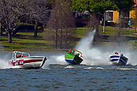 JS-99, JS-100 and JS-712   (Jersey Speed Skiff(s)