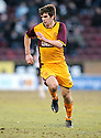 07/02/2009  Copyright Pic: James Stewart.File Name : sct_jspa15_motherwell_v_stmirren.CILLIAN SHERIDAN MAKES HIS DEBUT.James Stewart Photo Agency 19 Carronlea Drive, Falkirk. FK2 8DN      Vat Reg No. 607 6932 25.Studio      : +44 (0)1324 611191 .Mobile      : +44 (0)7721 416997.E-mail  :  jim@jspa.co.uk.If you require further information then contact Jim Stewart on any of the numbers above.........
