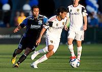 San Jose Earthquakes vs Real Salt Lake March 27 2010