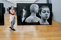 Exposiçao de fotografias Letizia Battaglia, IMS Paulista, Sao Paulo. 2019. Foto Juca Martins.