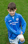St Johnstone Academy U11's<br /> Mitchell Findlay<br /> Picture by Graeme Hart.<br /> Copyright Perthshire Picture Agency<br /> Tel: 01738 623350  Mobile: 07990 594431