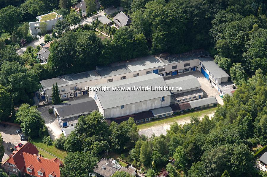 Filmstudio: EUROPA, DEUTSCHLAND, NIESDERSACHSEN, (EUROPE, GERMANY), 16.06.2003: Filmstudio Bendesdorf.