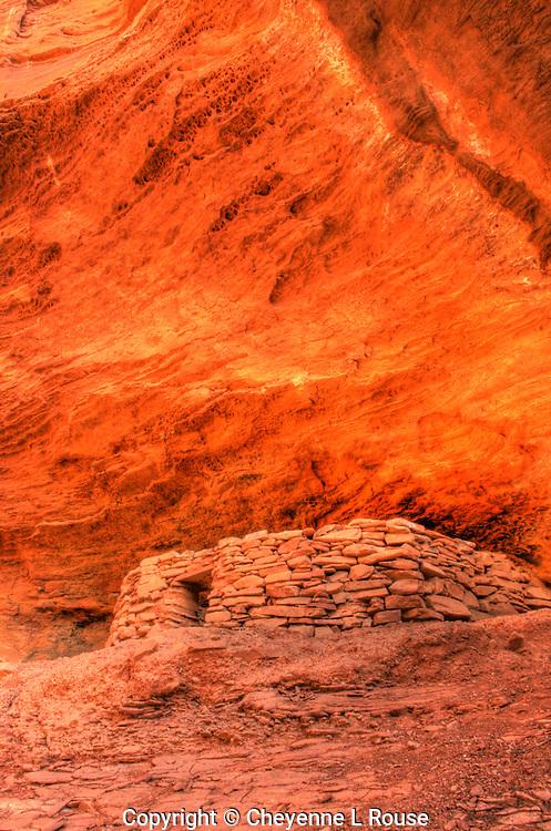 Lost Canyon Ruin - Sedona, Arizona. Sinaquan Culture. All rights reserved