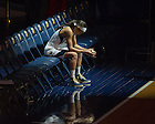 Feb 26, 2013; Skylar Diggins waits to be introduced before the game against Syracuse...Photo by Matt Cashore/University of Notre Dame