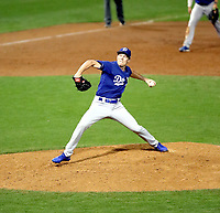 Devin Hemmerich - Los Angeles Dodgers 2019 spring training (Bill Mitchell)