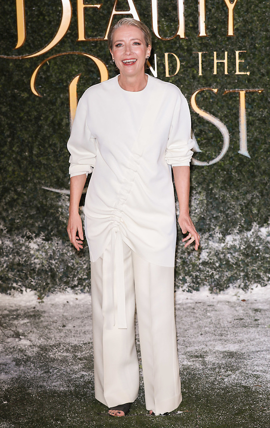 """Emma Thompson<br /> arrives for the """"Beauty and the Beast"""" screening, St.James', London.<br /> <br /> <br /> ©Ash Knotek  D3234  23/02/2017"""
