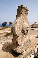 Nordzypern, Palast von Vouni, 6.-4. Jh. v.Chr.(persisch)
