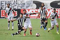 Rio de Janeiro (RJ), 16/05/2021 - Botafogo-Vasco - Ronald jogador do Botafogo comemor,durante partida contra o Vasco,válida pelas finais da Taça Rio,realizada no Estádio Nilton Santos (Engenhão), na zona norte do Rio de Janeiro,neste domingo (16).