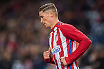 Fernando Torres of Atletico de Madrid reacts during their Copa del Rey 2016-17 Round of 16 match between Atletico de Madrid and UD Las Palmas at the Vicente Calderón Stadium on 10 January 2017 in Madrid, Spain. Photo by Diego Gonzalez Souto / Power Sport Images