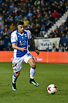 Leganes Diego Rico vs Real Madrid during Copa del Rey  match. A quarter of final go. 20180118.