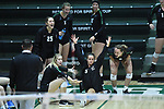 Tulane Women's Volleyball downs UConn in 5 sets and increases their consecutive win streak to 11 matches.