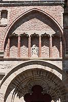 Europe/Europe/France/Midi-Pyrénées/46/Lot/Cahors: Cathédrale Saint-Etienne - Portail sud