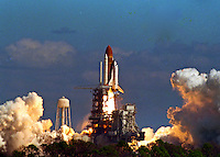 STS 66 Launch, Atlantis, November 1994