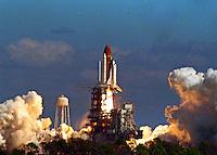 STS 66 Launch, Atlantis, November 1994