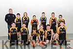 The Glenbeigh Falcons U12 Boys Team
