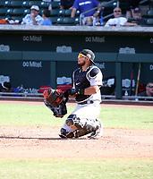 Ivan Herrera - Glendale Desert Dogs - 2019 Arizona Fall League (Bill Mitchell)