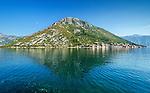 View across Kotor Bay, Montenegro