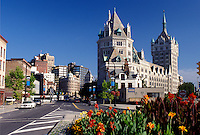 Albany, NY, New York, Downtown Albany.