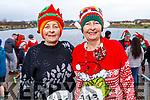 Josephine O'Shea (Ballymac) and Gemma O'Shea (Tralee) at the Fiona Moore Memorial 5k Fun Run in the Tralee Bay Wetlands on Sunday morning.