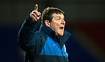 St Johnstone v Partick Thistle…02.03.16  SPFL McDiarmid Park, Perth<br />Tommy Wright shouts instructions<br />Picture by Graeme Hart.<br />Copyright Perthshire Picture Agency<br />Tel: 01738 623350  Mobile: 07990 594431