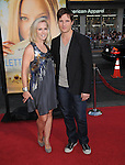 Peter Facinelli & Jennie Garth at the Summit Entertainment's L.A. Premiere of Letters to Juliet held at The Grauman's Chinese Theatre in Hollywood, California on May 11,2010                                                                   Copyright 2010  DVS / RockinExposures