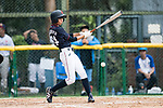 #24 Ayuri Ikemoto of Japan bats during the BFA Women's Baseball Asian Cup match between South Korea and Japan at Sai Tso Wan Recreation Ground on September 2, 2017 in Hong Kong. Photo by Marcio Rodrigo Machado / Power Sport Images