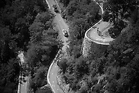 up the Lacets de Montvernier (2C/782m/3.4km, 8.2%)<br /> <br /> stage 18: Gap - St-Jean-de-Maurienne (187km)<br /> 2015 Tour de France