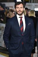 "Sam Claflin<br /> arriving for the ""Charlie's Angels"" premiere at the Curzon Mayfair, London.<br /> <br /> ©Ash Knotek  D3538  19/11/2019"