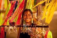 Milhares de peregrinos participam da maior procissão católica do Brasil, o Círio de Nossa Senhora da Nazaré, que este ano completa 225 anos. <br /> Durante o percurso com cerca de 4 km, os pagadores de promessas carregam réplicas de barcos, casas, partes do corpo humano feitas em cera, entre vários outros objetos, para agradecer ou pedir milagres a nossa Senhora de Nazaré. <br /> <br /> Thousands of pilgrims participate in the largest catholic procession in Brazil, the Círio de Nossa Senhora da Nazaré, which this year celebrates 225 years. During the course of about 4 km, the payers of promises carry replicas of boats, houses, parts of the human body made of wax, among other objects, to thank or ask for miracles to our Lady of Nazareth.