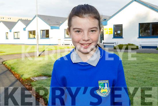 Caitríona Murphy student at the Castleisland Community College.