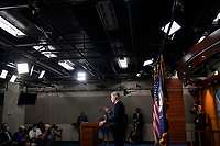 United States House Minority Leader Kevin McCarthy (Republican of California) holds his weekly press conference at the US Capitol in Washington, DC, Thursday, September 23, 2021. Credit: Rod Lamkey / CNP /MediaPunch